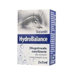 Starazolin HydroBalance krop.10ml(2x5ml)