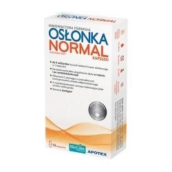 Osłonka Normal kaps. 10 kaps.