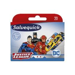 Salvequick Justice League 1op.(20szt.)