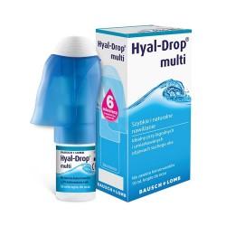 Hyal Drop Multi Krople d/oczu/soczew.nawil