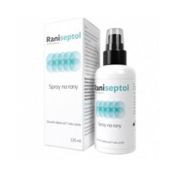 Raniseptol spray na rany 125 ml