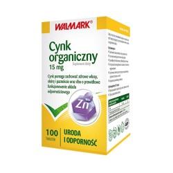 Cynk tabl. 0,015 g 100 tabl.