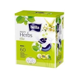Wkładki higieniczne BELLA PANTY HERBS 60 sztuk