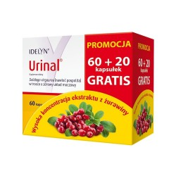 Urinal PROMOPAK 60+20 gratis kaps. 60kaps.