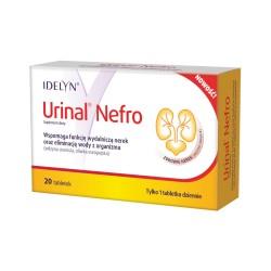 Urinal Nefro tabl. 20 tabl.