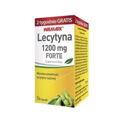 Lecytyna 1200 mg Forte kaps. 74 szt.