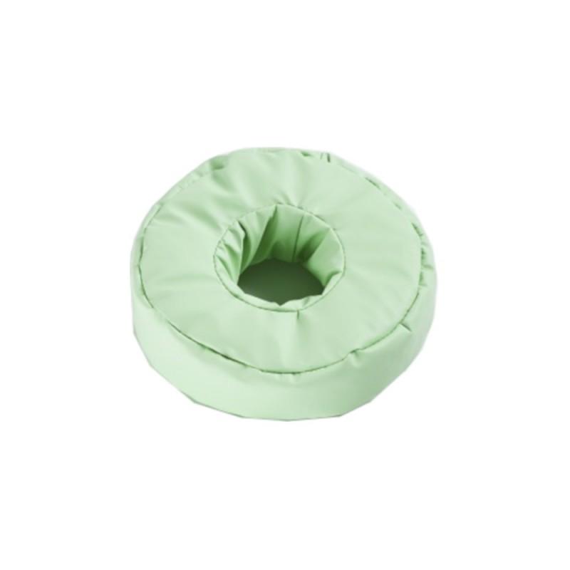 Poduszka przeciwodleżynowa wypełniona granulatem okrągła 33cm w pokrowcu paroprzepuszczalnym