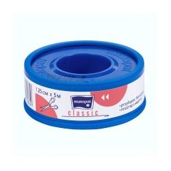 Przyl.CLASSIC 1,25cmx5m z nakładką tkani.