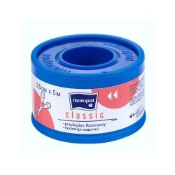 Przyl.CLASSIC 2,5cmx5m z nakładką tkani. 1