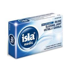 Isla-Medic hydro+ pastyl.dossania 20past