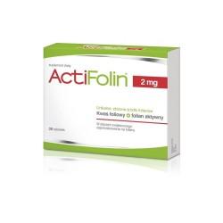 ActiFolin 2 mg tabl. 30 tabl.
