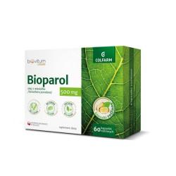 Biovitum Liquid Bioparol, 60 kapsułek, Colfarm