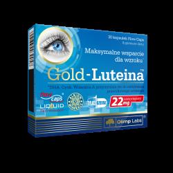 Gold Luteina, 30 kapsułek, Olimp Labs