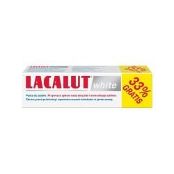 LACALUT WHITE Pasta d/zęb. (33% gratis) 10