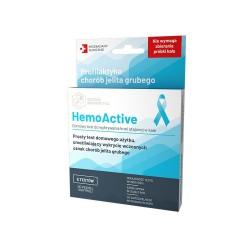 HemoActive, Test do wykrywania krwi utajonej w kale, 5 testów, DIAGNOSIS