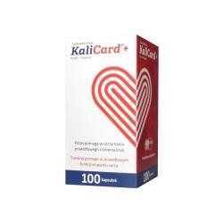 KaliCard+ kaps.twarde 0,61g 100kaps.(butel