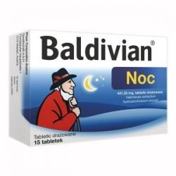 Baldivian Noc tabl.drażow. 0,44135g 15tabl