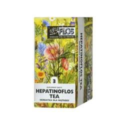 Hepatinoflos Tea, Herbatka, 2 gx25 torebek, HERBAFLOS