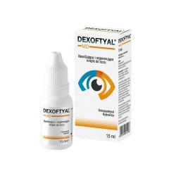 Dexoftyal MD krople do oczu krop. 15ml