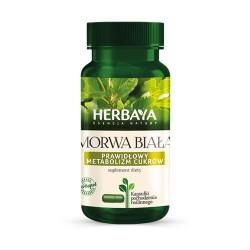 HERBAYA Morwa biała prawidłowy metabolizm