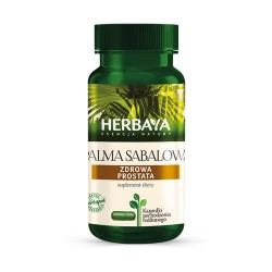 HERBAYA Palma sabalowa zdrowa prostata kap
