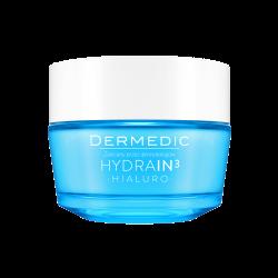 DERMEDIC Hydrain 3 Hialuro Krem nawadniający o dogłębnym działaniu 50g