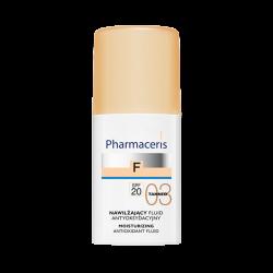 PHARMACERIS F Fluid nawilżający SPF20 TANNED 03 30 ml