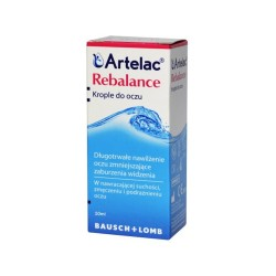 Artelac Rebalance krop.do oczu 10 ml