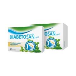 Diabetosan Caps Pakiet kaps. 60kaps.(+30ka