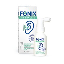 Fonix Higiena Uszu Compositum aer. 30 ml