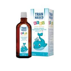 Tran Hasco Kids płyn 230 g