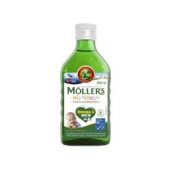Moller's Mój Pierwszy Tran Norwski  250