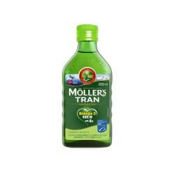 Moller's Tran Norweski o aromacie jabłkowy