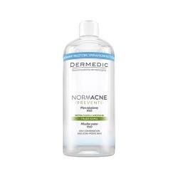 DERMEDIC NORMACNE Płyn micelarny płyn 500m