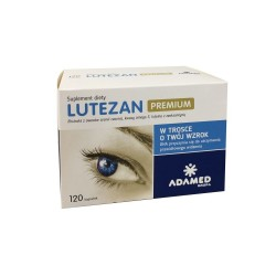 Lutezan Premium kaps. 120 kaps.