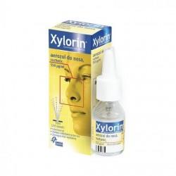 Xylorin, 0,55 mg / ml, aerozol do nosa, 18 ml