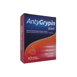 AntyGrypin dzień, tabletki musujące, 10 szt.