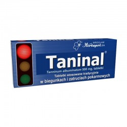 Taninal, 500mg, 20 tabletek