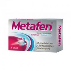 Metafen 200mg+325mg, 20 tabletek