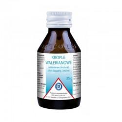 Krople walerianowe HASCO, 35 g
