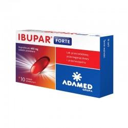Ibupar Forte, 400mg, 10 tabletek