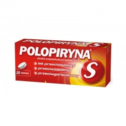 Polopiryna S 300mg, 20 tabletek