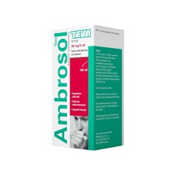 Ambrosol syrop 0,6 120ml.