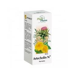 Artecholin N płyndoustny 4,55g/5ml 100ml(b