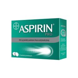 Aspirin Pro tabl.powl. 0,5 g 20 tabl.