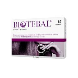 Biotebal tabl. 5 mg 60 tabl. (blistry)