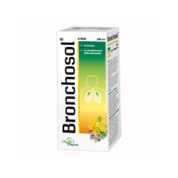Bronchosol syrop 200 ml