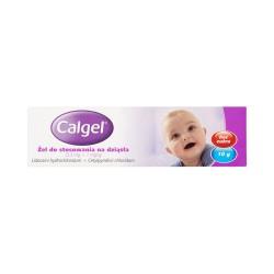 Calgel żeldostos.nadziąsła (3,3mg+1mg)10g