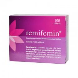 Remifemin, 20mg, 100 tabletek