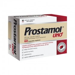 Prostamol Uno, 320mg, 60 kapsułek